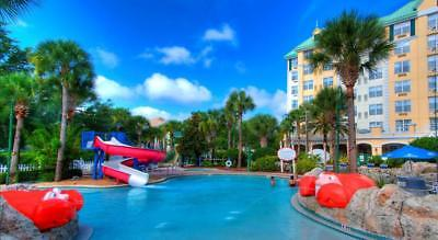91,000 RCI Points~Calypso Cay, Orlando, FL- 3 Bed, Wk 21, Floats~ 2019 Available
