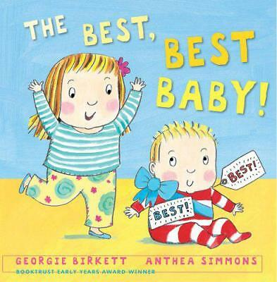 The Best, Best Baby! by Simmons, Anthea | Paperback Book | 9781783440443 | NEW