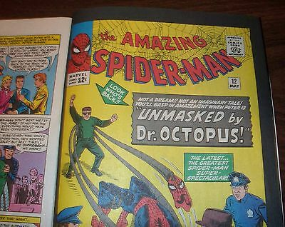 The AMAZING SPIDER-MAN #12 Doc Ock Reprint in Spider-Man Classics #13 from 1994