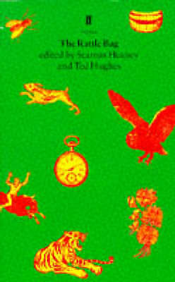 , The Rattle Bag: An Anthology of Poetry, Very Good Book