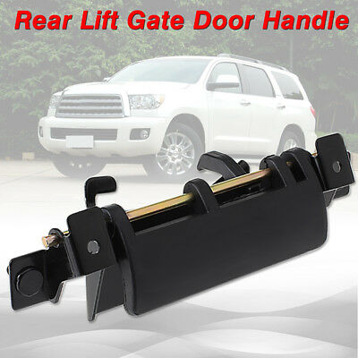 Metal Liftgate Tailgate Rear Back Latch Door Handle For Toyota Sienna Sequoia US
