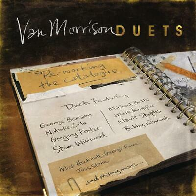 Duets: Re-Working the Catalogue (1 CD Audio) - Van Morrison
