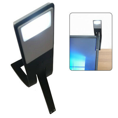 Usb Rechargeable Bookmark Led Light Flexible Clip Clamp Lamp For Kindle Cheerful