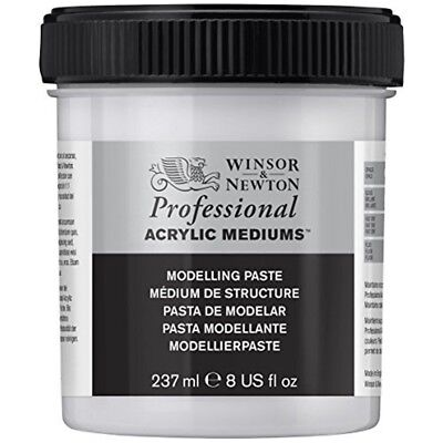 Acrylic Modelling Paste 237ml - Winsor Newton