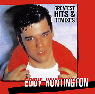 Italo CD Eddy Huntington Greatest Hits & Remixes 2CDs