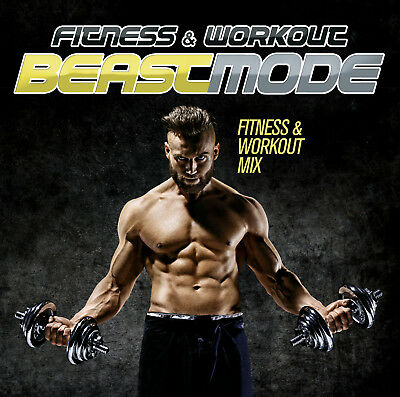 CD Fitness And Workout Beast Mode