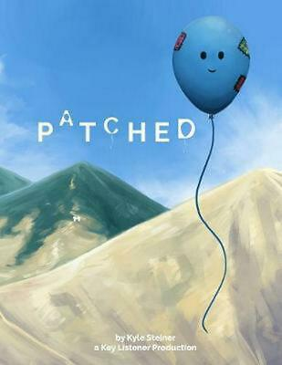 Patched by Kyle Steiner Paperback Book Free Shipping!
