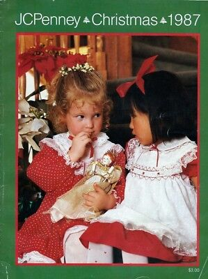 1987 PENNEYS  WISH BOOK FOR  CHRISTMAS 80's CATALOG