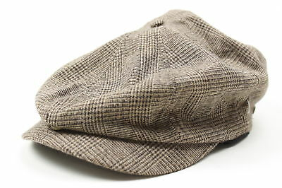 c202d323233 BRIXTON UNISEX BROOD Adjustable Snap Cap Brown Tan Size One Size New ...