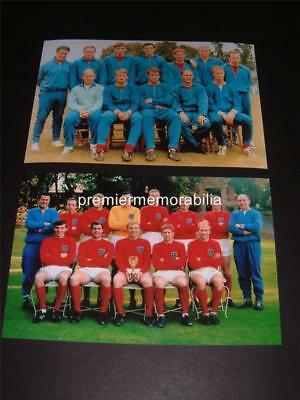 England 1966 World Cup Bobby Moore Bobby Charlton Alf Ramsey Alan Ball Photos