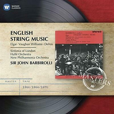 English String Music: Various (1 CD Audio) - Sir John Barbirolli