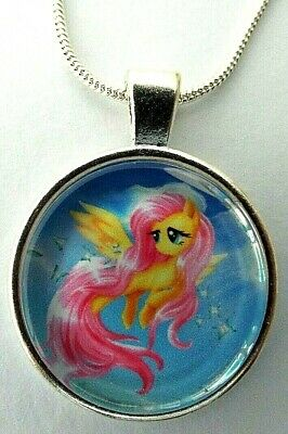 My Little Pony Flutter Shy Chain 20 Inch 6 To 8 Year Gift Box Birthday Party