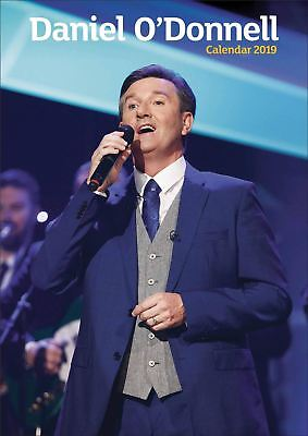 Daniel O Donnell Official 2019 Wall Calendar A3 New & Sealed