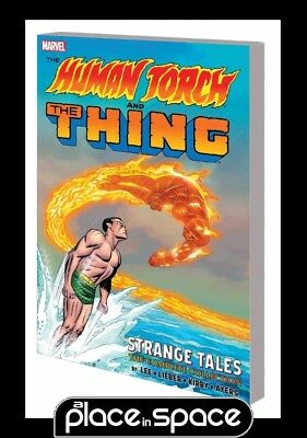 Human Torch And Thing Strange Tales Complete Collection - Softcover