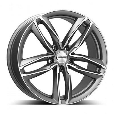 JANTES ROUES GMP ATOM MERCEDES CLA SHOOTING BRAKE 8.5x19 5x112 ANTHRACITE DI