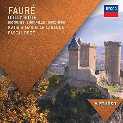 Various Artists - Virtuoso Decca: Faure Dolly Suite [New CD] Germany - Import