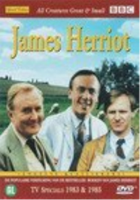 James Herriot / All Creatures Great and Small - T (UK IMPORT) DVD [REGION 2] NEW