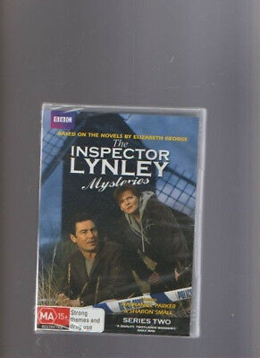 NEW/SEALED BBC The Inspector Lynley Mysteries Series Two 2 DVD Set