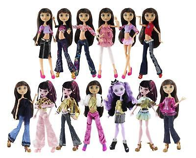 10Pcs Monster High Doll Lot Set Fashion Clothing Outfit Clothes Children's Gifts