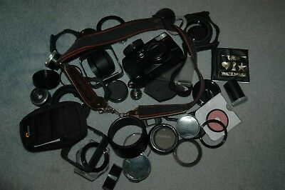 Job Lot Of  Mixed Photographic Accessories  :  Jla3304.