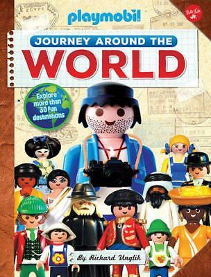 Journey Around the World: Explore more than 30 fun destinations (Playmobil) by U