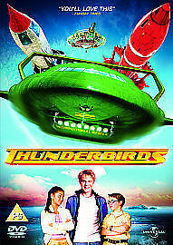 Thunderbirds [DVD] [2004], Very Good DVD, Lou Hirsch, Anthony Edwards, Ben Kings