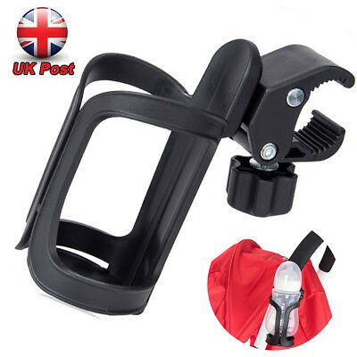 Drink Holder Baby Stroller Milk Cup Bottle Holder for Bike Pram/Pushchair Buggy