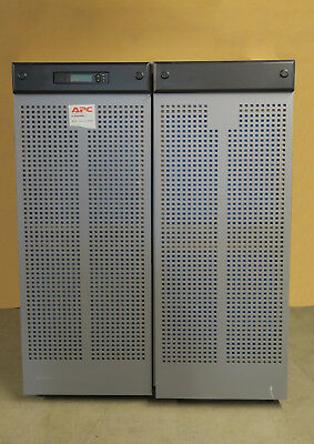 apc smart-vt mge galaxy 3500 g35t20khs 20kva 16kw 400v 3ph ups +extended  runtime