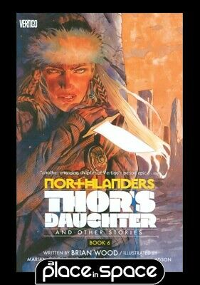 Northlanders Vol 06 Thors Daughter - Softcover