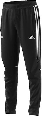 adidas Tango Cage Junior Boys Football Training Pants - Black