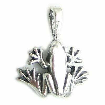 Fine Pins & Brooches Broche Argent Massif 925 Grenouille A000027 Empress