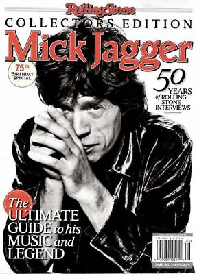Mick Jagger - Rolling Stones Magazine Collector's Edition Ultimate Guide