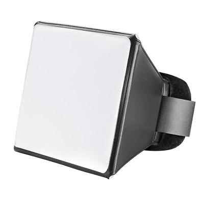 Mini Softbox Diffuser for DSLR Flash Speedlite Speedlight Portable Y
