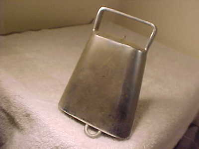 Antique General Store Bell, Cow Bell Form  Farm Come To Eat Bell