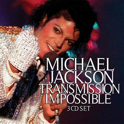 Michael Jackson - Transmission Impossible (3 Cd)