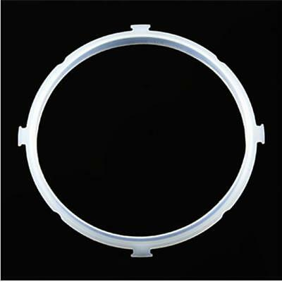 White Silicone Pressure Cooker Seal Gasket Ring Replacement 22/24cm Inner LC
