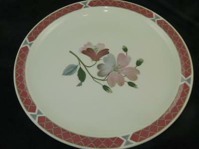 """REPLACEMENT VINTAGE CHINA Wedgwood Dinner Plate """"ALBANY"""" UNUSED 1960s"""