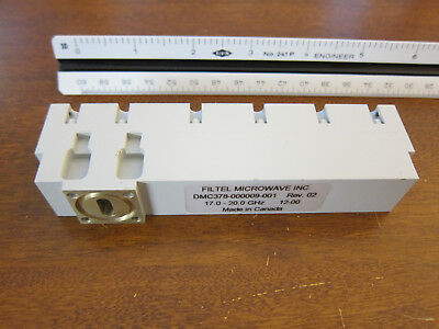 WR42 Directional Coupler