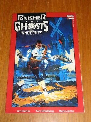 Punisher Ghosts of Innocents Book 2 Marvel Comics (Paperback) 0871359596