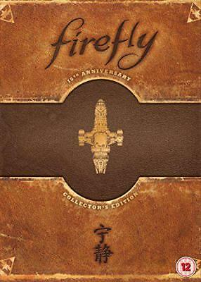 Firefly Complete Series - 15th Anniversary Edition [DVD] [2017], DVD, New, FREE