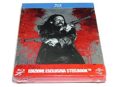 Death In Tombstone Steelbook Blu-Ray Limited Edition Import New Region Free