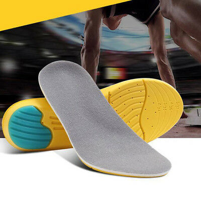 Shoe Insole Boot Insert Pad Memory Foam Soft Breathable Squishies Insole BS