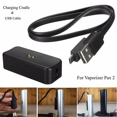 Convenient Replacement Charger Base for PAX 3 or 2 Plug with Quick Charge