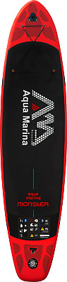 Aqua Marina Monster SUP iSUP Stand up Paddeling Board Komplett Set NEU