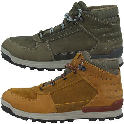 ECCO track II Men Boots Hommes Outdoor Bottes Hiking Chaussures Bison 001954-00741