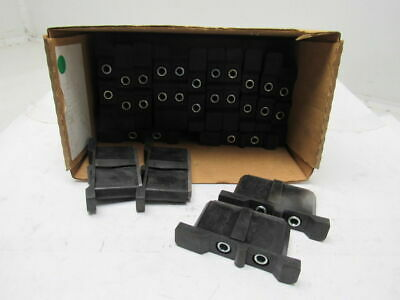 Dematic 06882-75004 1R Sliding Shoe Sorting Slat Conveyor End Caps Right Lot/17