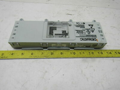 Dematic K041911AAA Rev AE 48/24VDC Embedded Conveyor Controller ECC