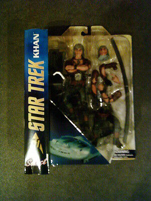 Star Trek - Figur - KHAN aus Classic - Diamond Select Toys - OVP + NEU
