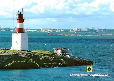Lighthouse - Near Helsinki - Finland,-Unposted Postcard