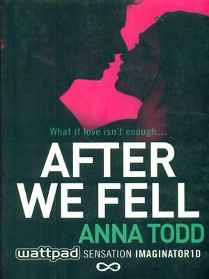 AFTER WE FELL  TODD ANNA SIMON & SCHUSTER 2015
